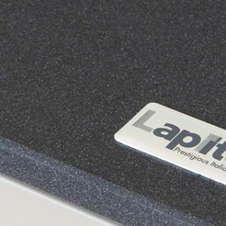Lapitec countertop